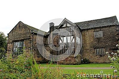 Fully restored Tudor Manor house.