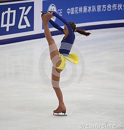 Fumie Suguri (JPN) Editorial Image