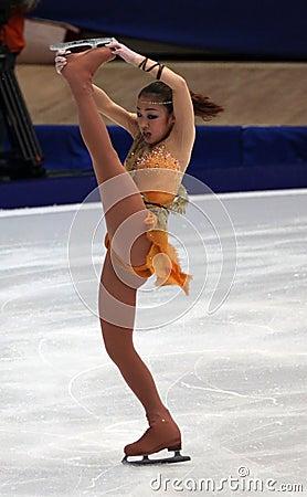 Fumie Suguri (JPN) Editorial Stock Photo