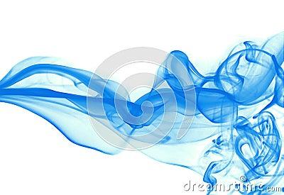 Fumo azul