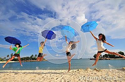 Fun at the Beach 53