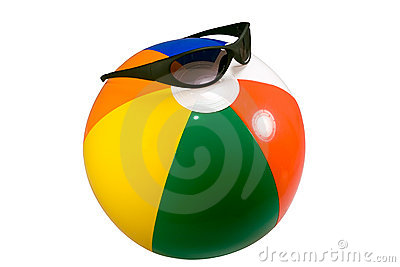 Fun Beach Ball