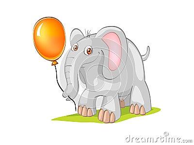 Fun elephant