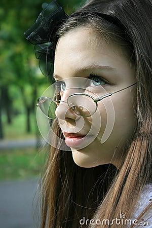 Fun eyeglasses