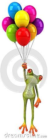 Free Fun Frog Stock Photos - 31379103