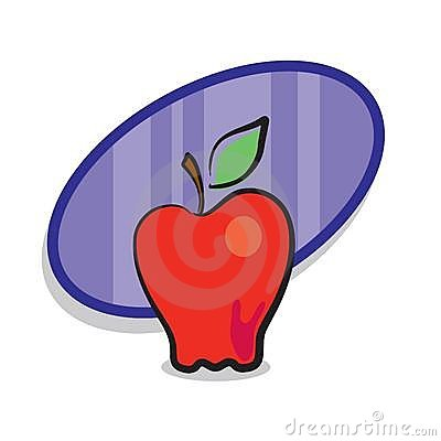 Fun Fruits : Red Apple