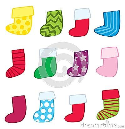 Fun Holiday Stockings