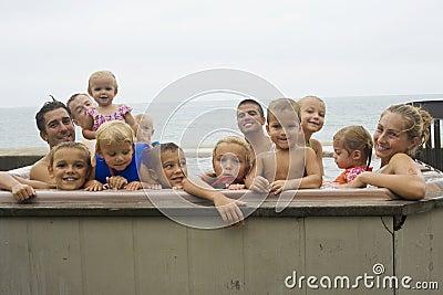 Fun in the Hot Tub