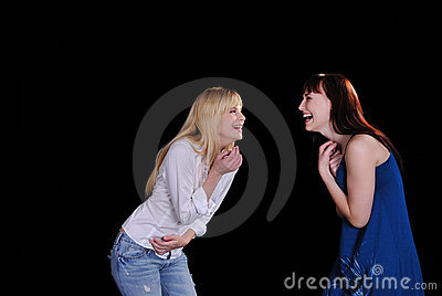 Fun Ladies Stock Photos - Image: 11096823