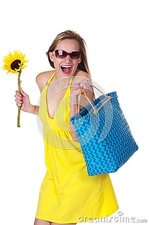Fun Loving Summer Beauty
