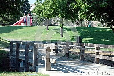 Fun at the park,