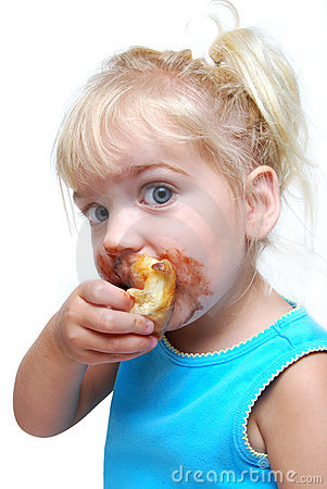 Free Fun Snack Royalty Free Stock Image - 9859286