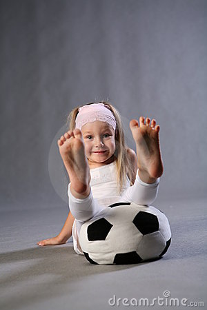 Fun With A Soccer Ball