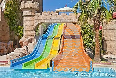 Fun Time in Aqua Park , Izmir