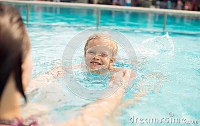 Fun in water