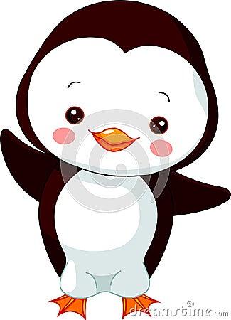 Free Fun Zoo. Penguin Stock Photography - 22948952