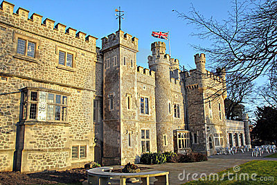 Funding preserves Tankerton castle Editorial Stock Photo