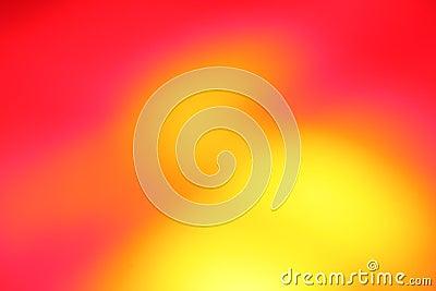 Fundo cor-de-rosa, vermelho e amarelo brilhante