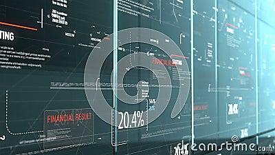 Fundo digital do programa do código de computador