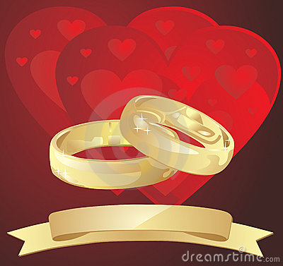 Fundo do casamento