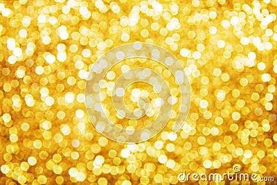 Fundo dourado do feriado