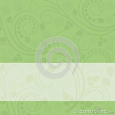 Fundo verde