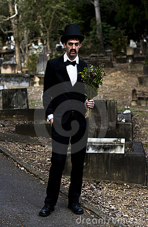 Funeral Attendee