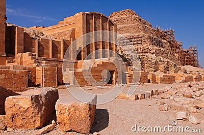 Funeral complex of King Djoser