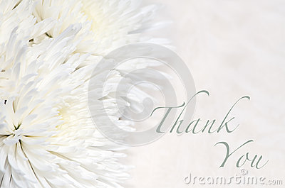 Elegant Thank You Funeral Cards