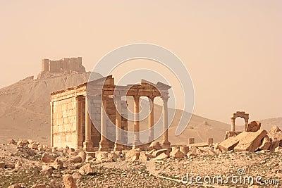 Funerary Temple - Palmyra