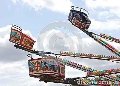 Funfair Ride.
