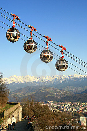 Free Funicular Royalty Free Stock Photography - 2148307