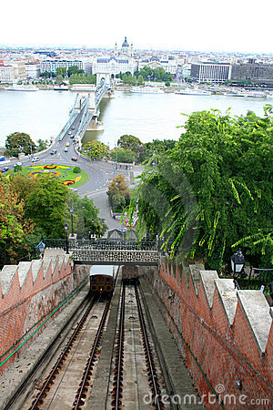 Funicular , cable railway