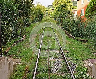 Funicular tracks