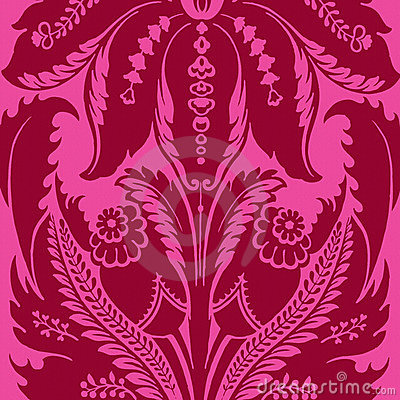 Free Funky Floral Gypsy Bohemian Style Background Royalty Free Stock Photos - 5189258