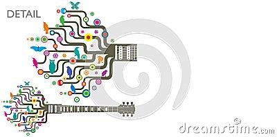 Funky guitars