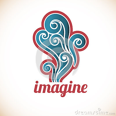 Funky Imagine decal