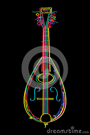 Funky Mandolin