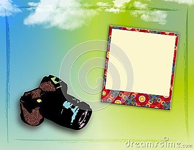 Funky Photo Frame
