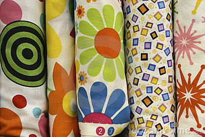 Funky Quilt Fabric