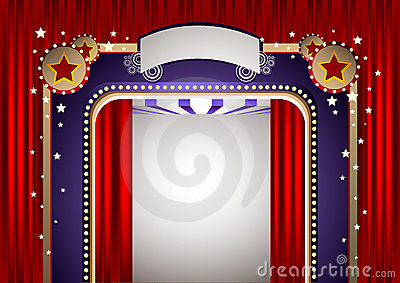 Funky theatre Stage