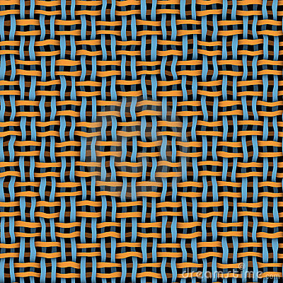 Funky woven background