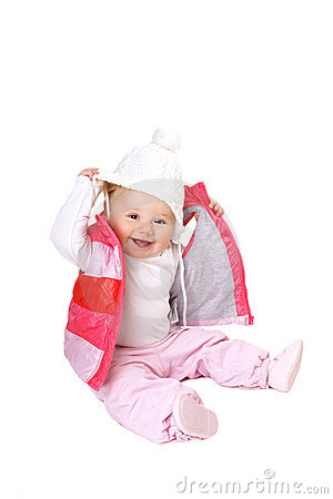 Free Funny Baby Royalty Free Stock Image - 16095566