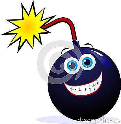 Funny bomb