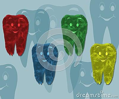 Funny children s teeth