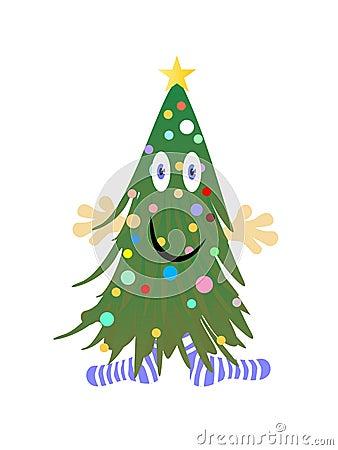 Funny christmastree