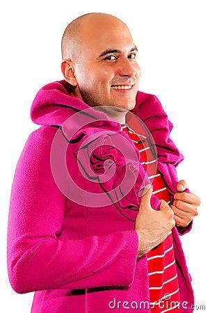 Funny coat