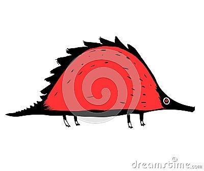 Funny creature