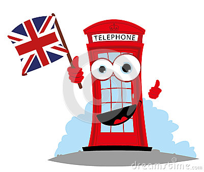 Funny English telephone
