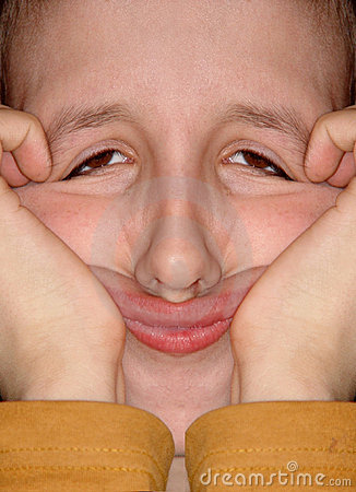 Free Funny Face Stock Image - 81681